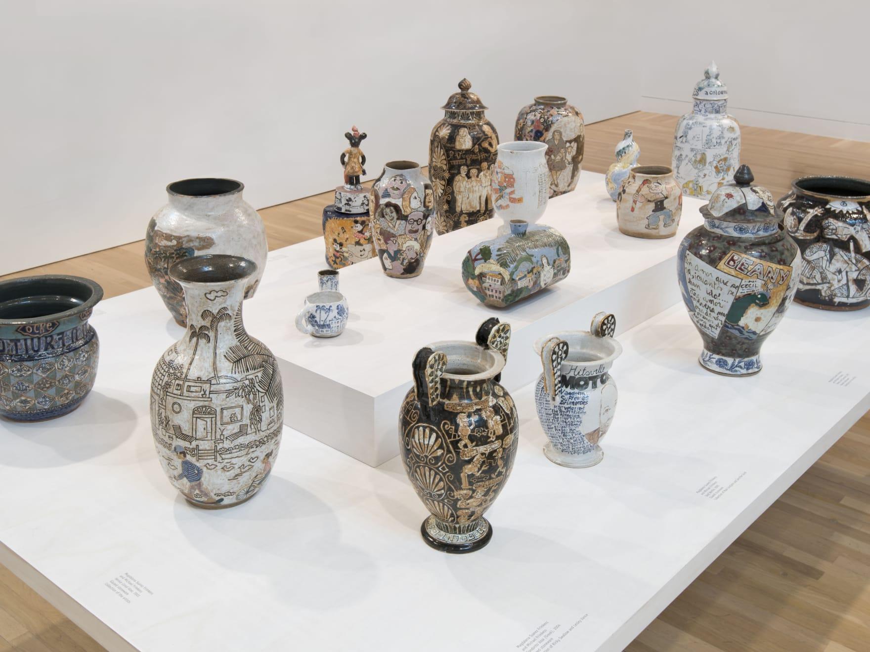 installation view, hammer museum, los angeles, 2014