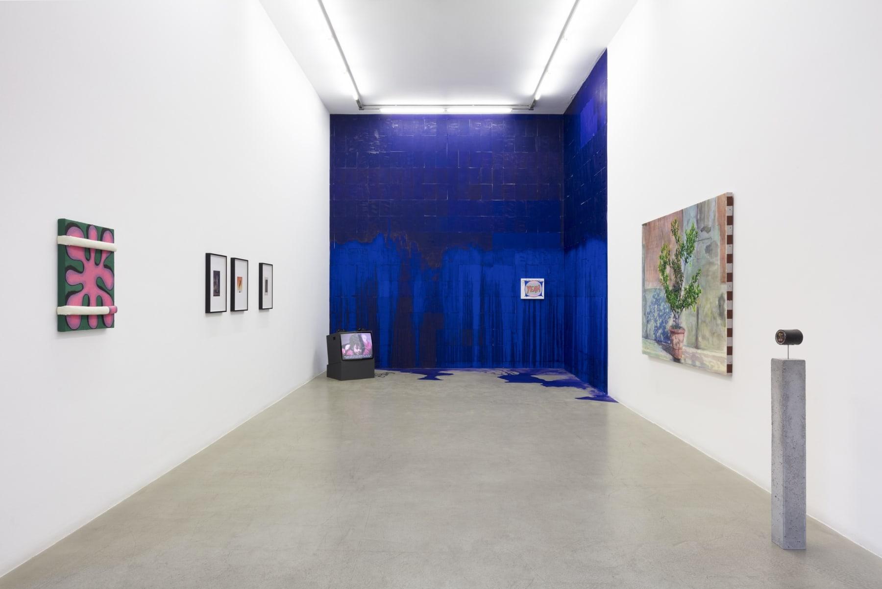 installation view, kaufmann repetto, milan