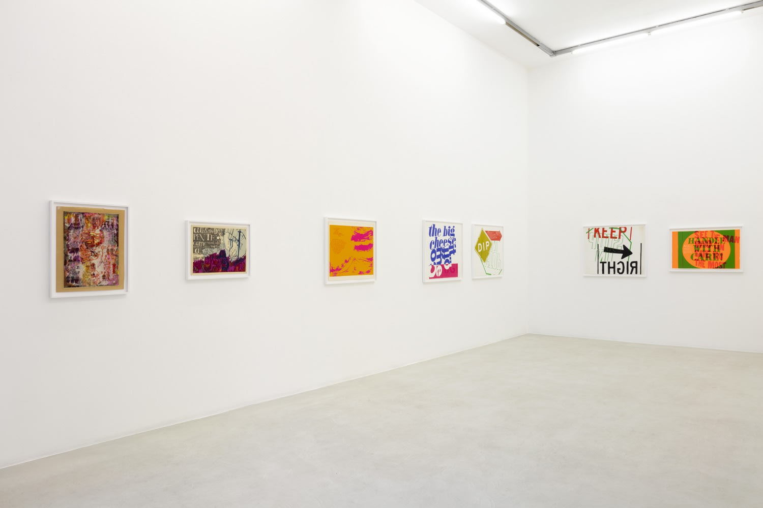 installation view, kaufmann repetto, milan, 2021