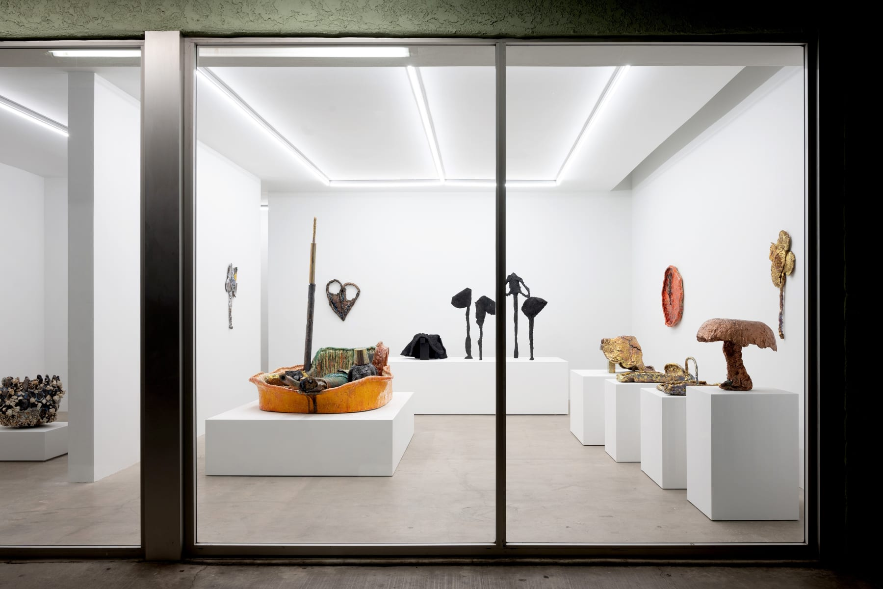 Installation View: Sterling Ruby