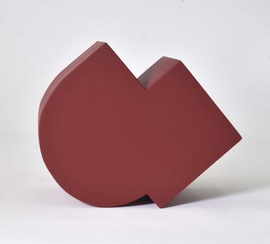 Ben Sheers Merging Forms V2 Acrylic Varnish on Wood Original 17 x 22 x 9 cm $715 £360
