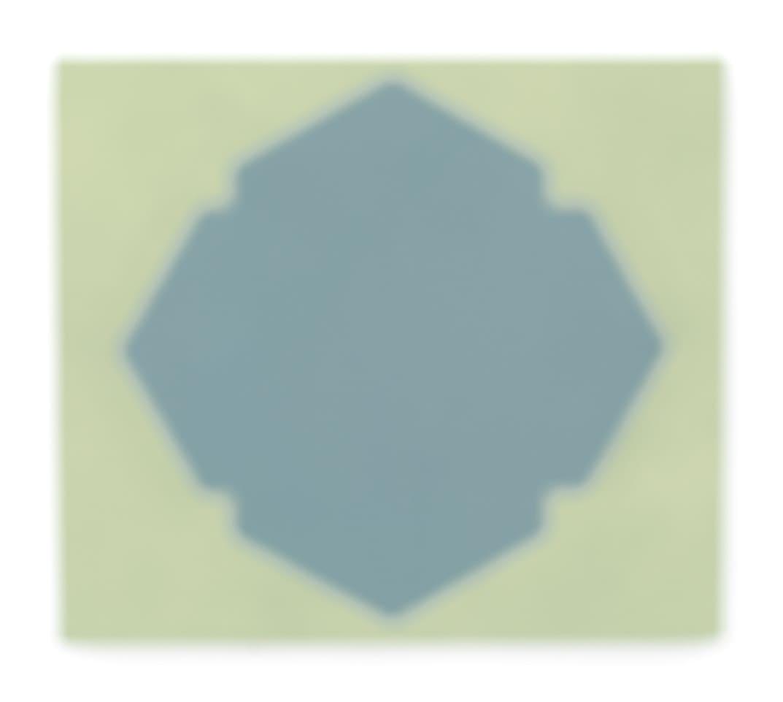 Susan Watson Knight cutoff (Cobalt) Archival Pigment Print Limited Edition 9 Image size: 35 x 30.6 cm Paper size: 42 x 30.6 cm White Frame $650 £320