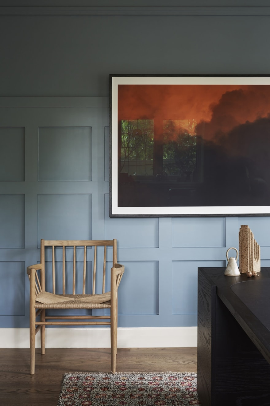 Trevor mein Brae House by Georgina Jeffries. Styled by Nicola Rodgers. Photographed by Christine Francis.