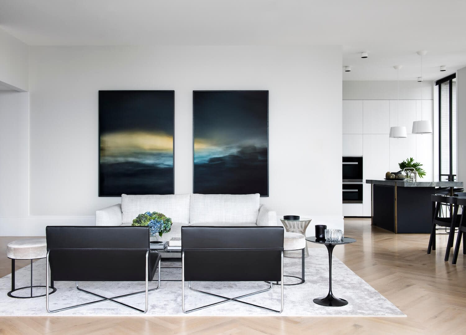Mark Tipple Potts Point Penthouse by Interior Designer Arnold Lane. Photographed by Nicole England.