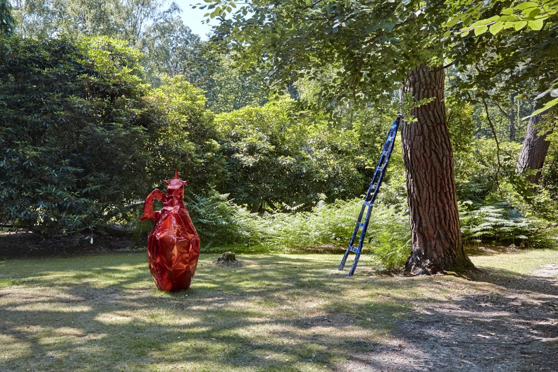 Contemporary Sculpture Fulmer 2020