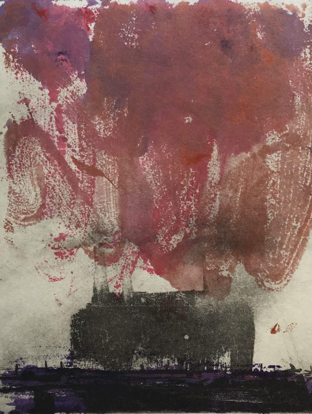Summer Auction 2020, LOT 77 - Jason Hicklin - 'Battersea Evening No.12', 2006
