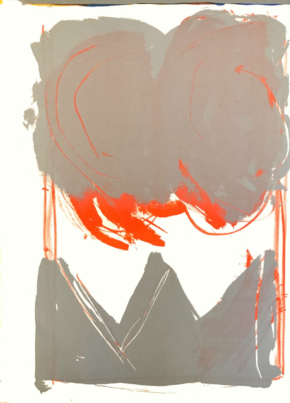 Summer Auction 2020, LOT 125 - Kimber Smith - 'Untitled (from 1 cent Life)', 1964