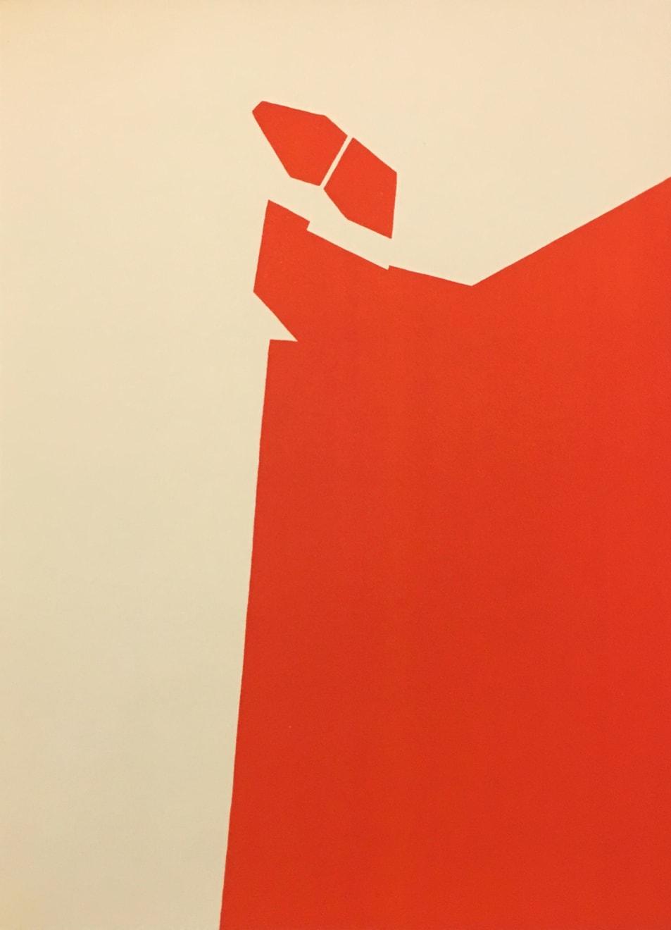 Summer Auction 2020, LOT 115 - Pablo Palazuelo - 'From Derrière Le Miroir', 1970