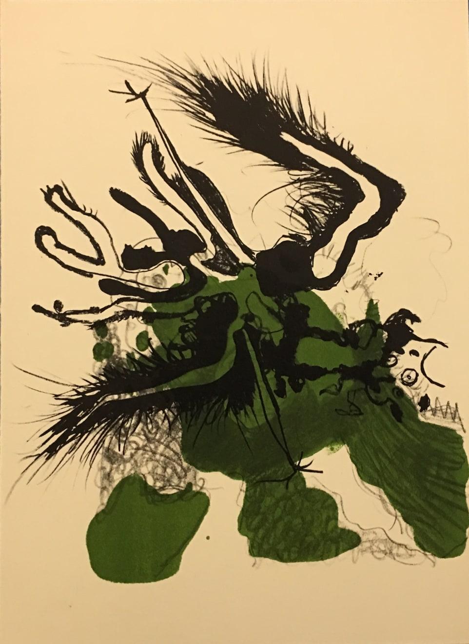 Summer Auction 2020, LOT 123 - Paul Rebeyrolle - 'From Derrière Le Miroir', 1969