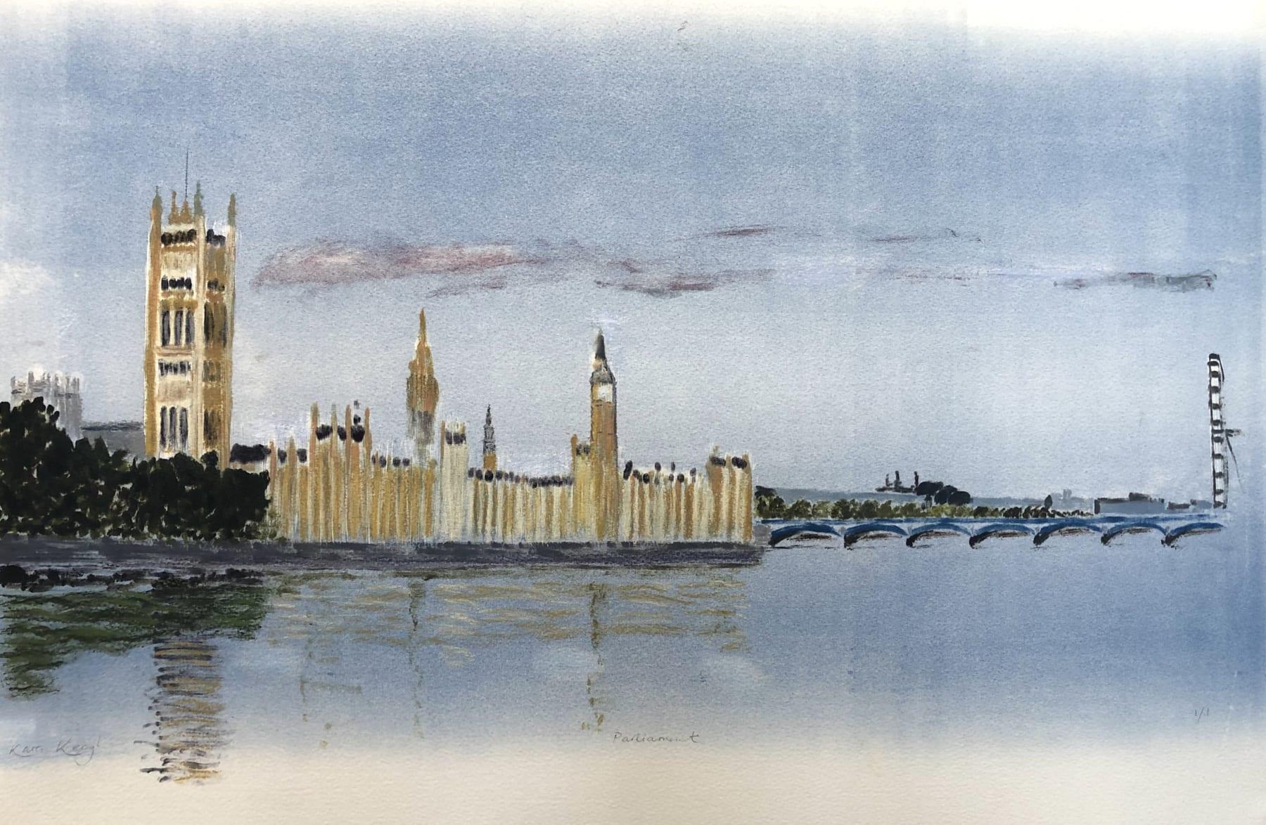 Summer Auction 2020, LOT 95 - Karen Keogh - 'Parliament', 2020