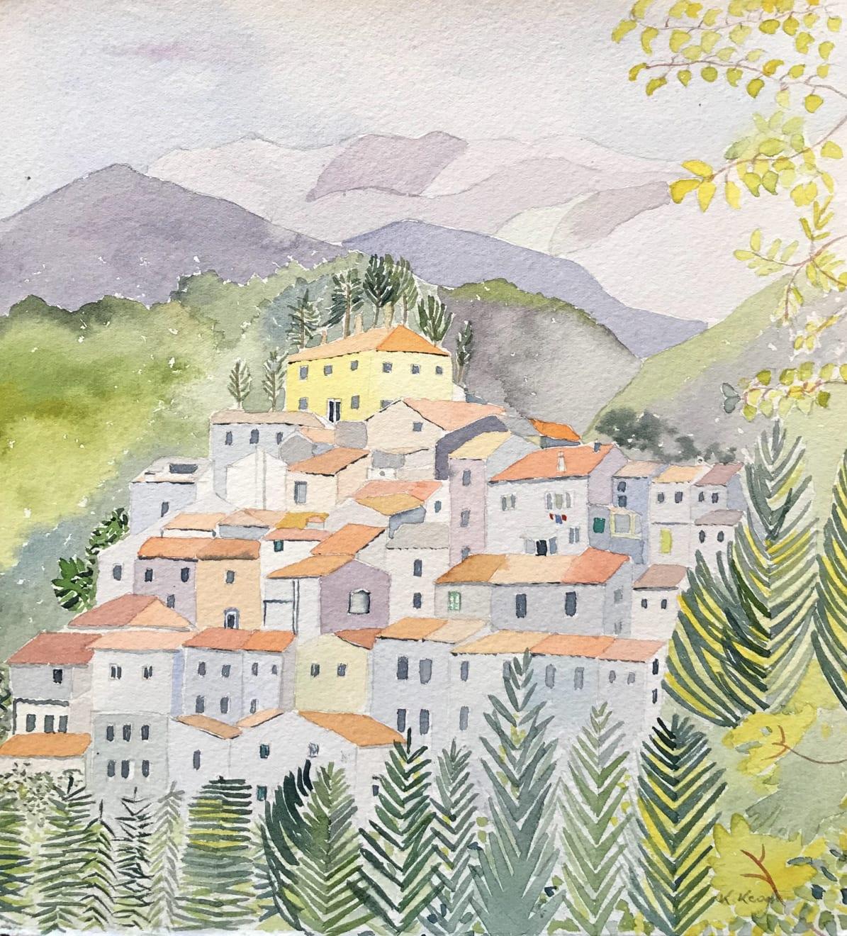 Karen Keogh, Limano, Tuscany