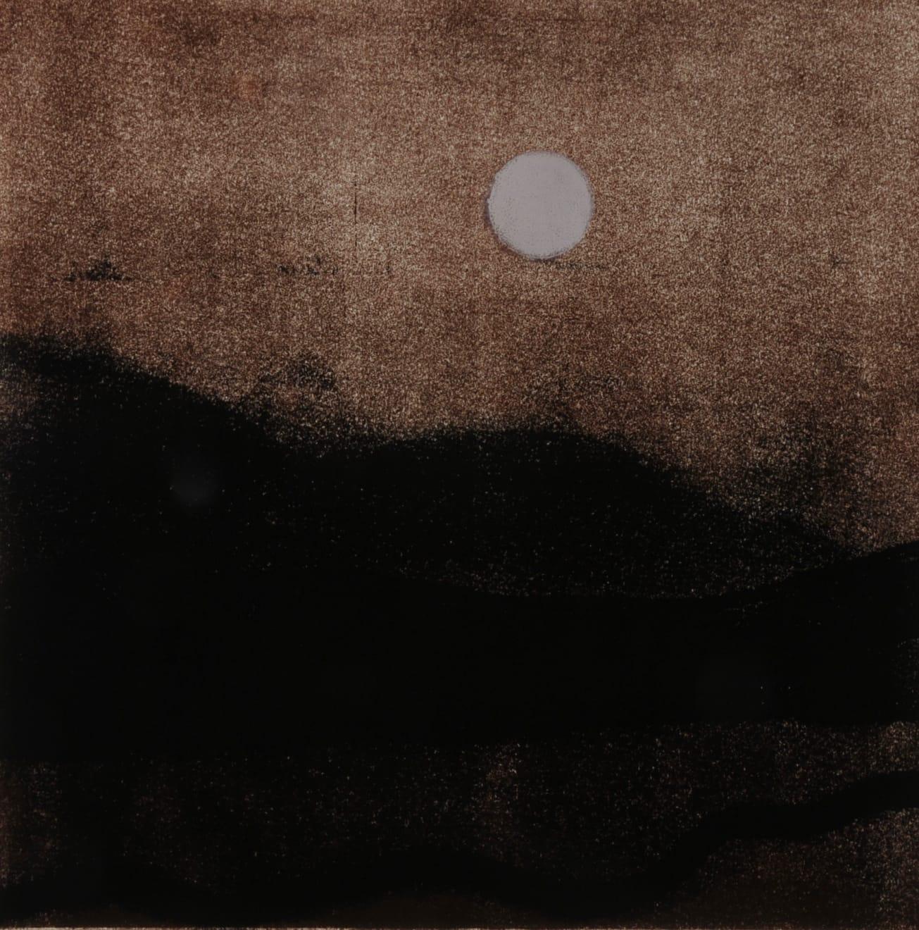Nigel Swift, Silver Moon, 2020