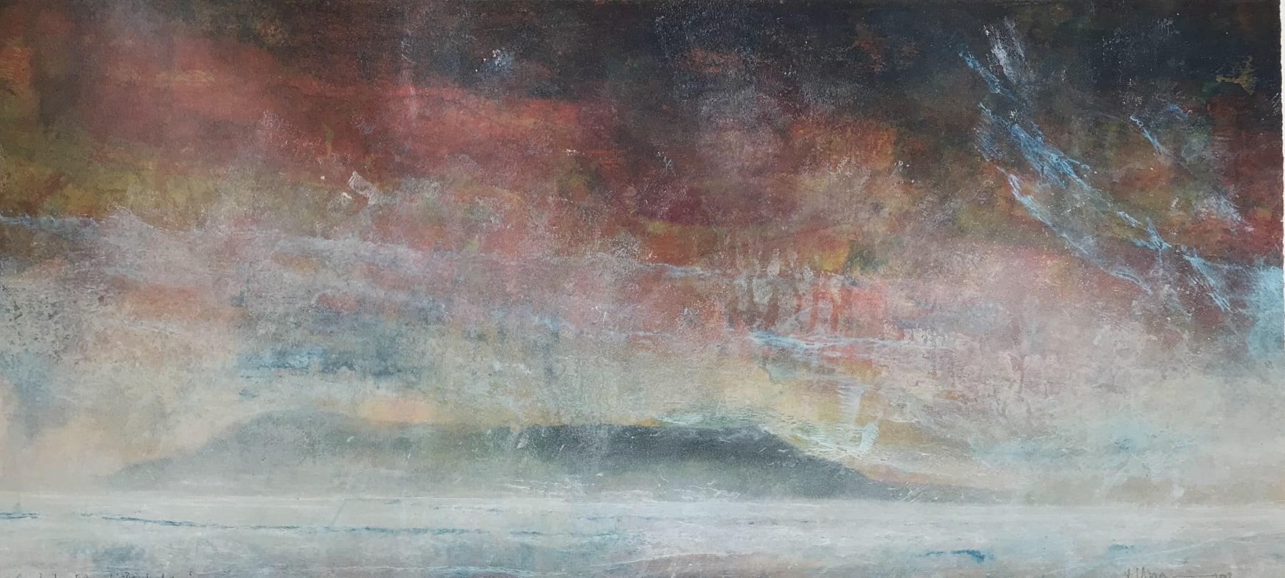 Summer Auction 2020, LOT 80 - Jason Hicklin - 'Grassholme Island, Pembrokeshire', 2003
