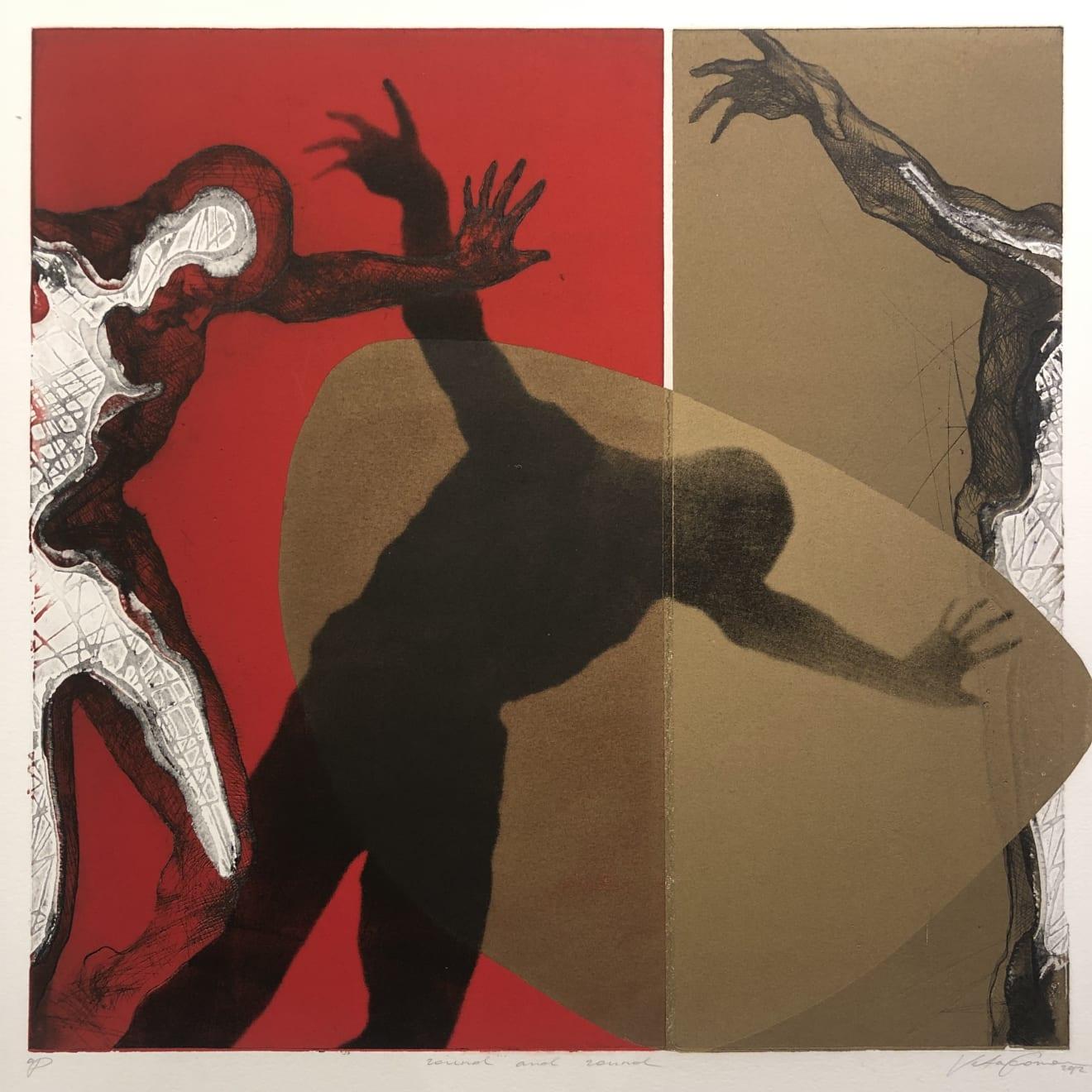 Veta Gorner, Round and Round, 2012