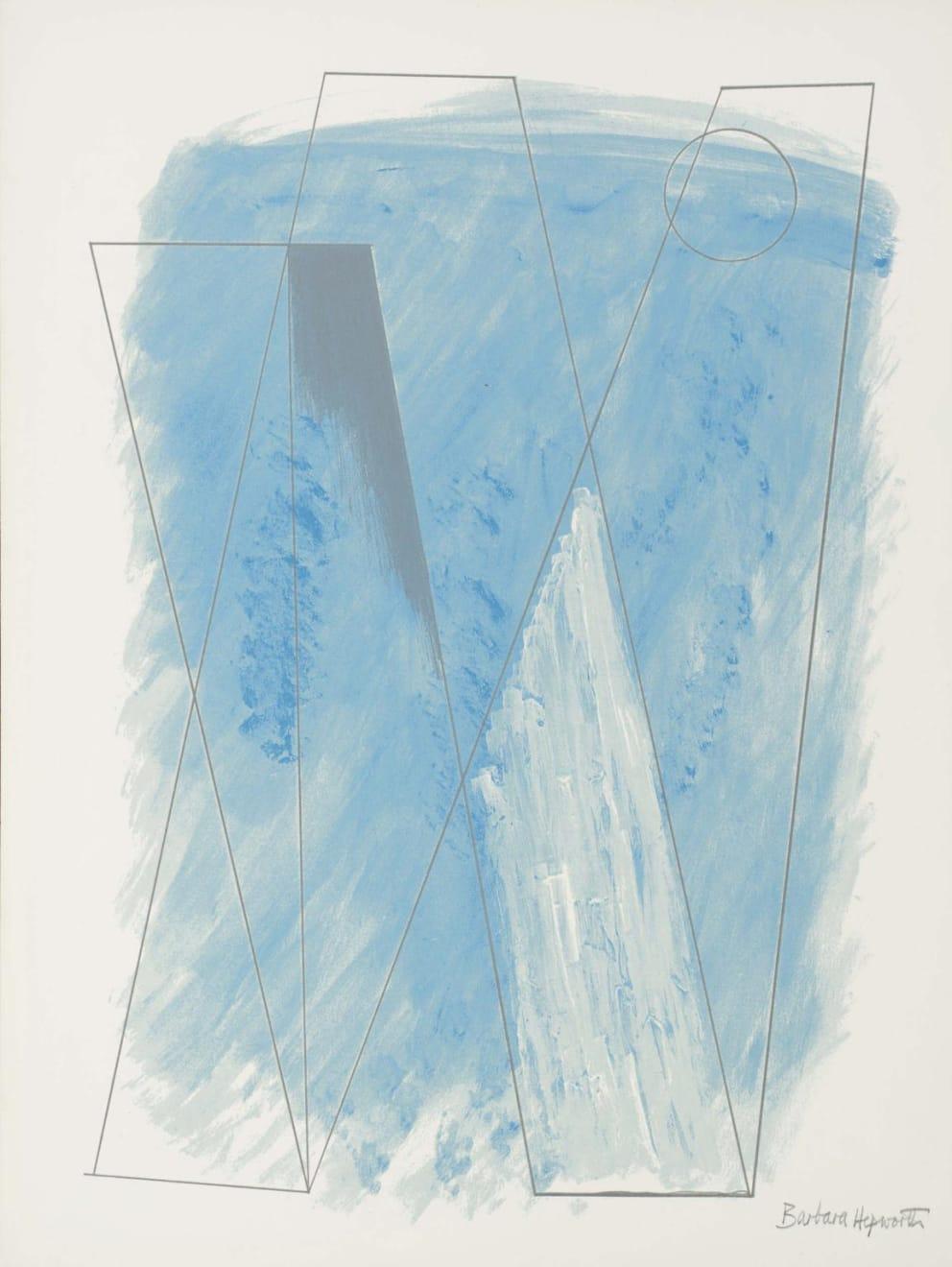 Barbara Hepworth, Three Forms, 1970