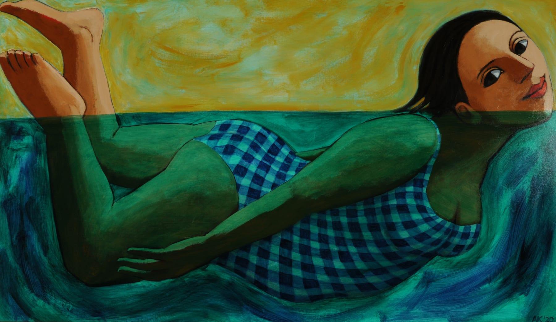 Anita Klein, The Beautiful Water, 2020