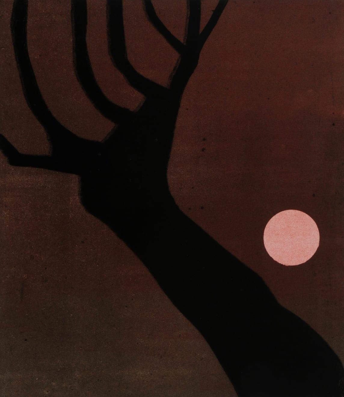 Nigel Swift, Pink Moon, 2019