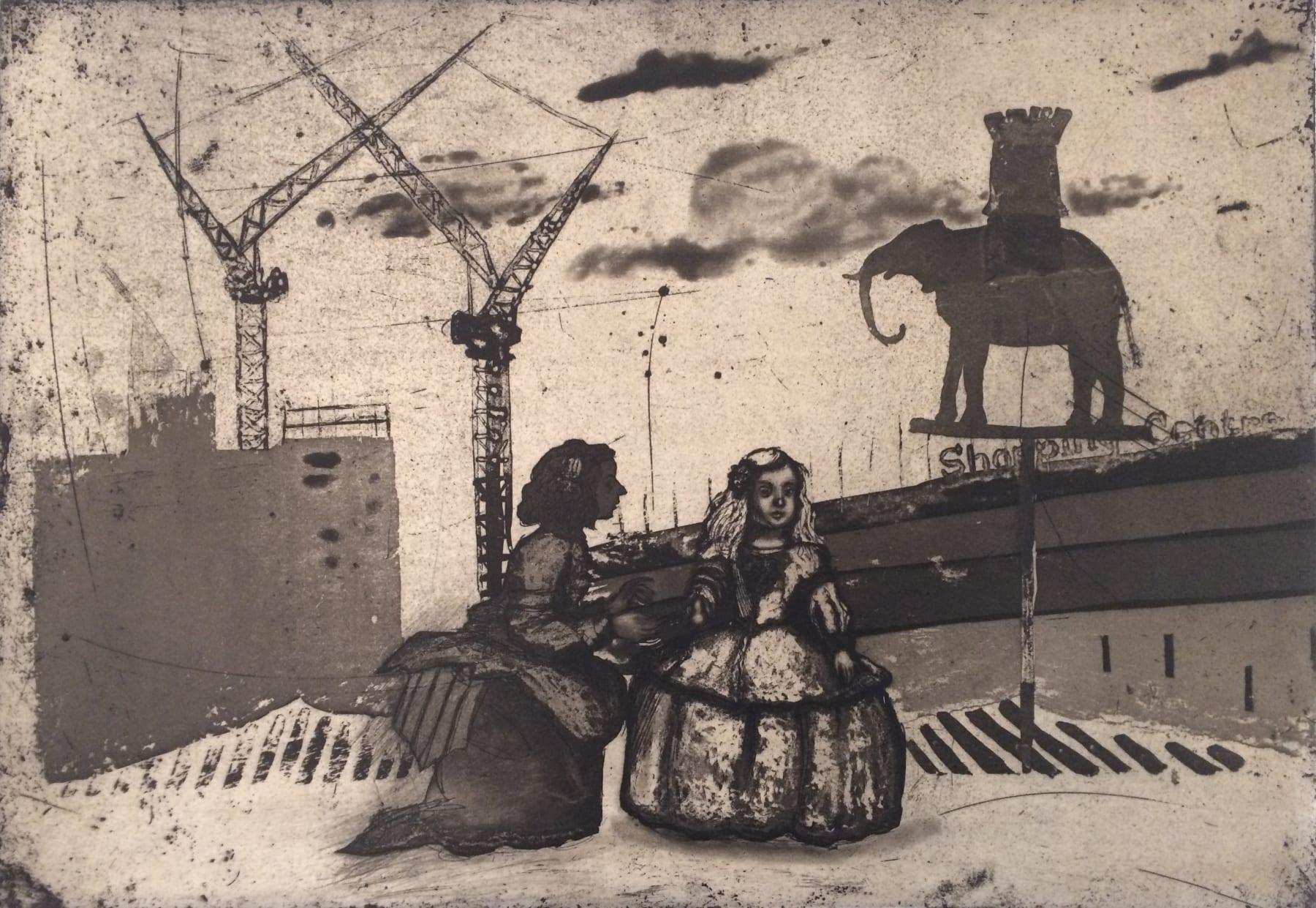 Mychael Barratt, Urban Myths VI - Infanta de Castilla at Elephant and Castle