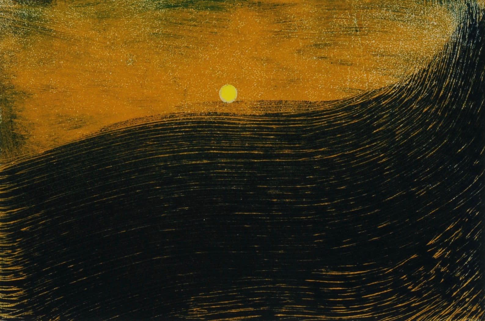 Nigel Swift, Waves Under the Sun, 2020