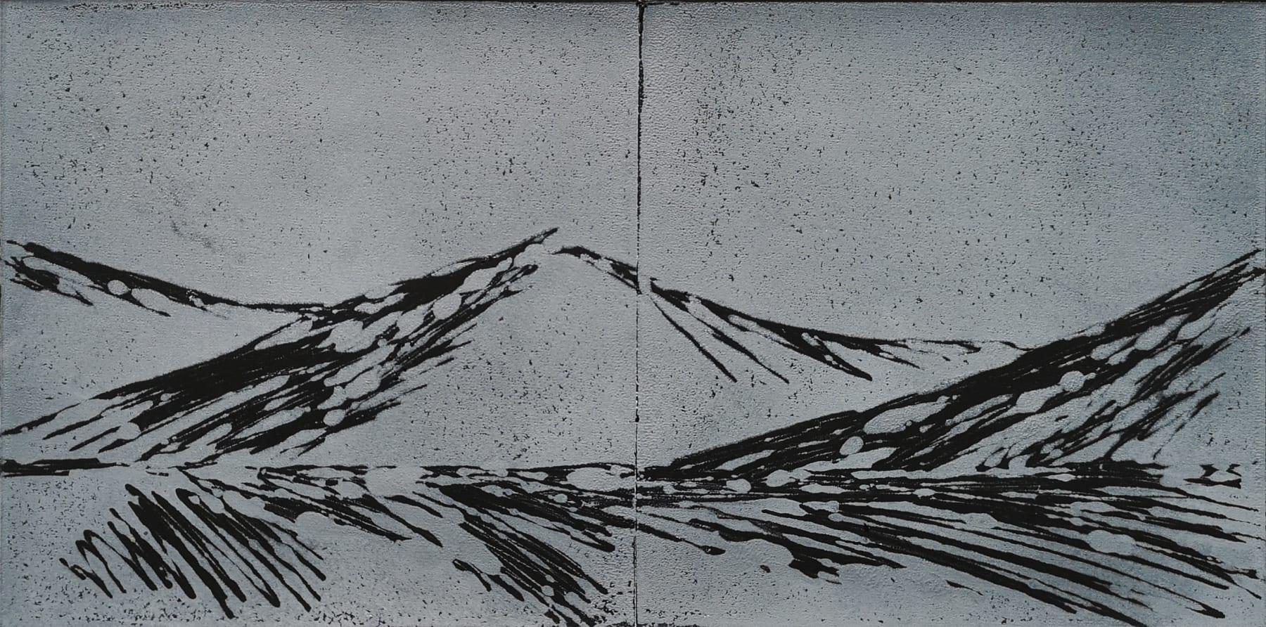 Summer Auction 2020, LOT 113 - Hamish Macaulay - 'Memories of Tukino', 2020