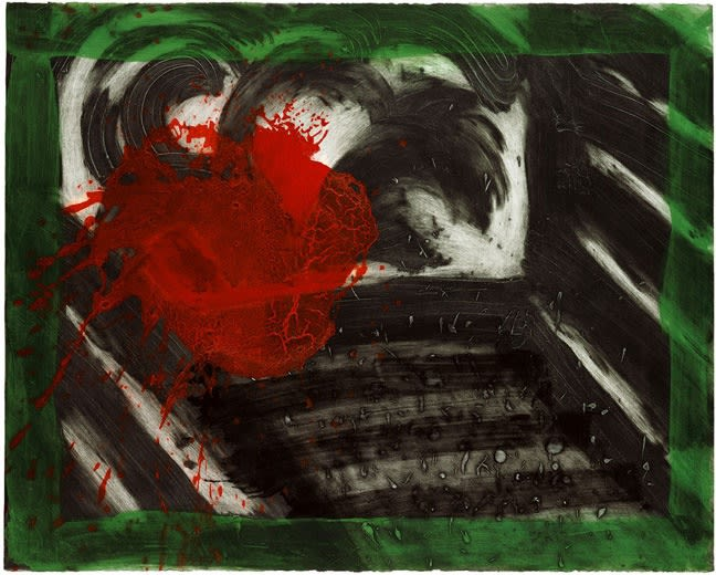 Howard Hodgkin, In an Empty Room, 1990 - 1991