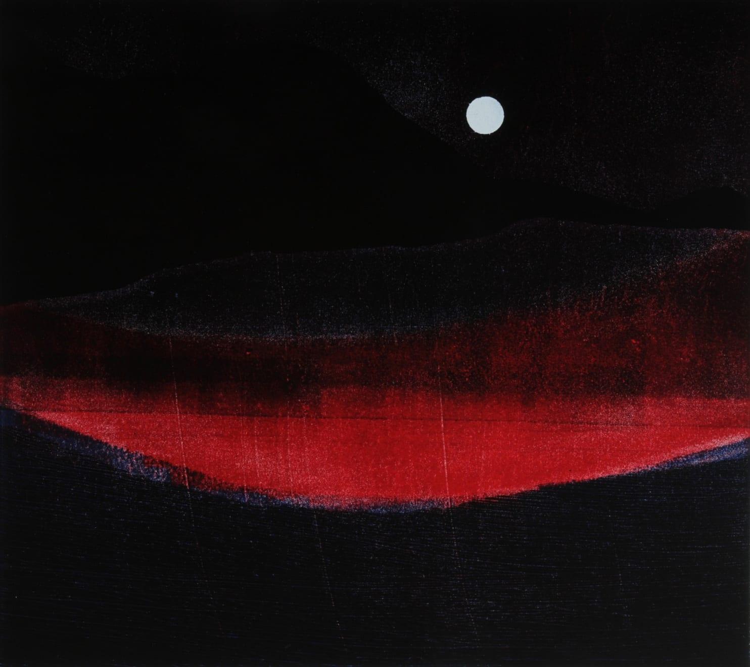 Nigel Swift, Red Fire, 2020