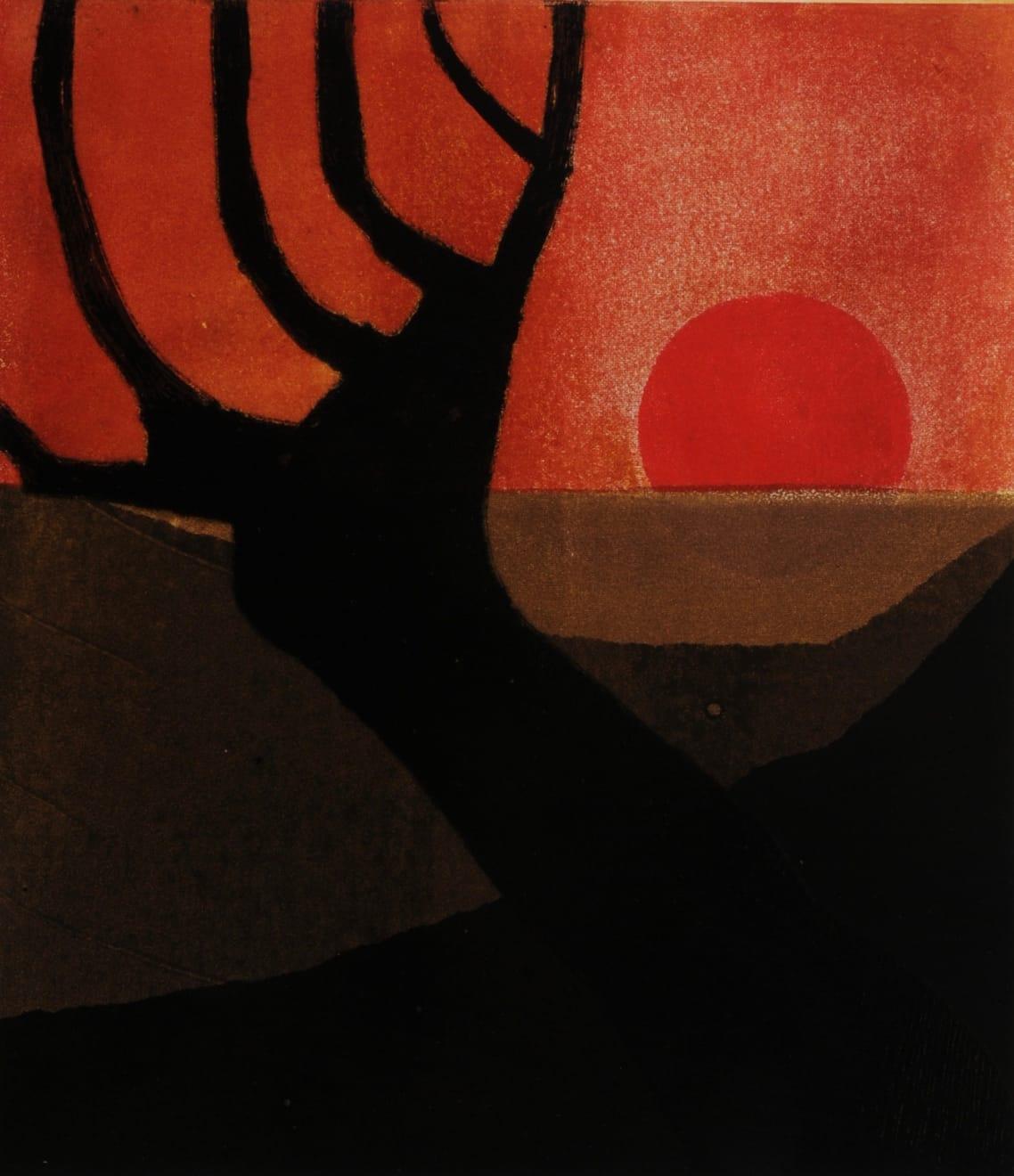 Nigel Swift, Setting Sun, 2019