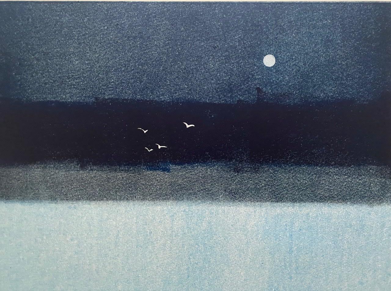 Nigel Swift, Four Birds, 2020