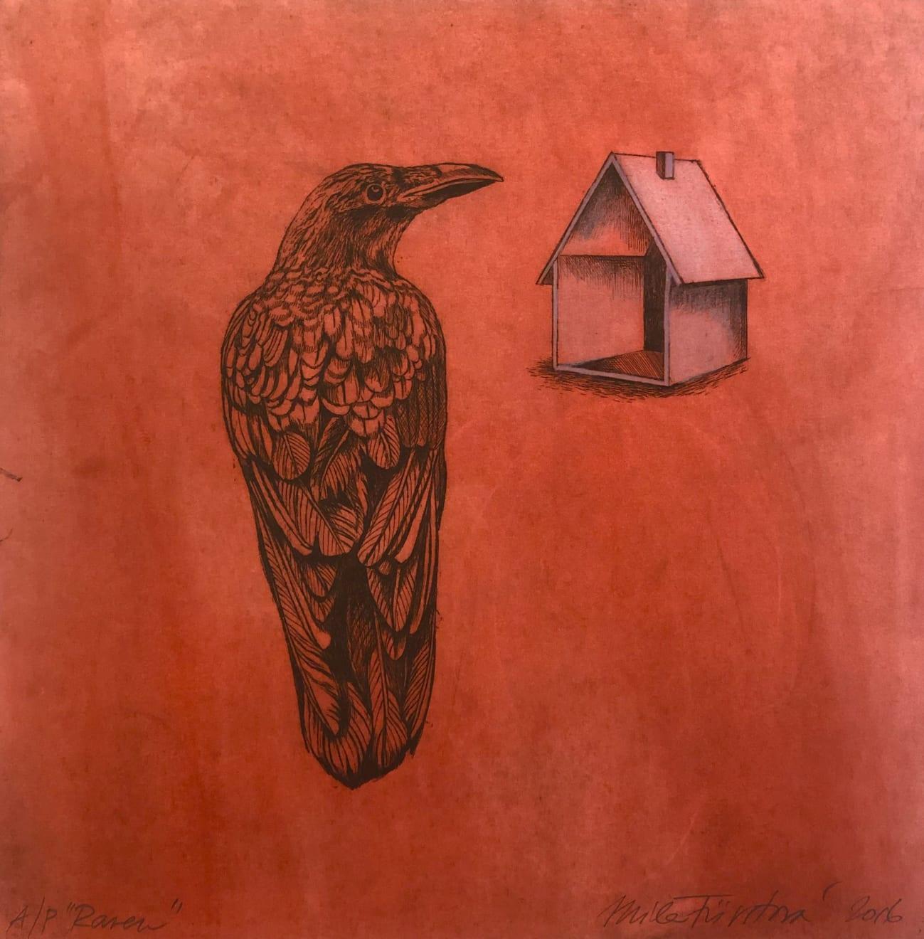 Summer Auction 2020, LOT 63 - Míla Fürstová - 'Raven', 2016