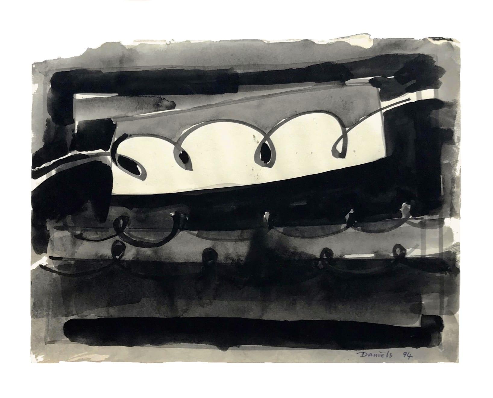 Harvey Daniels, Untitled, 1994