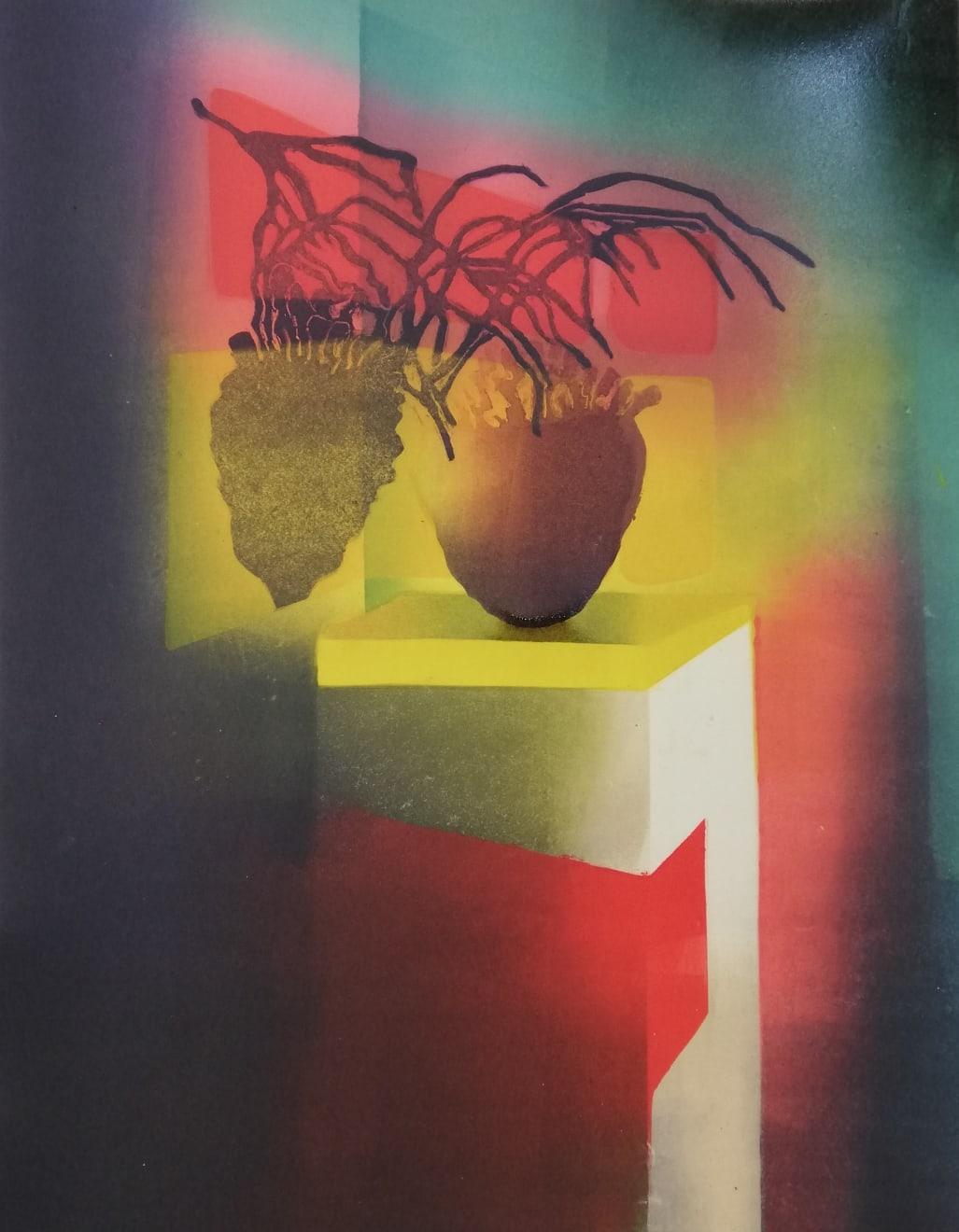 Sophie Layton, Still Life - Willow, 2019