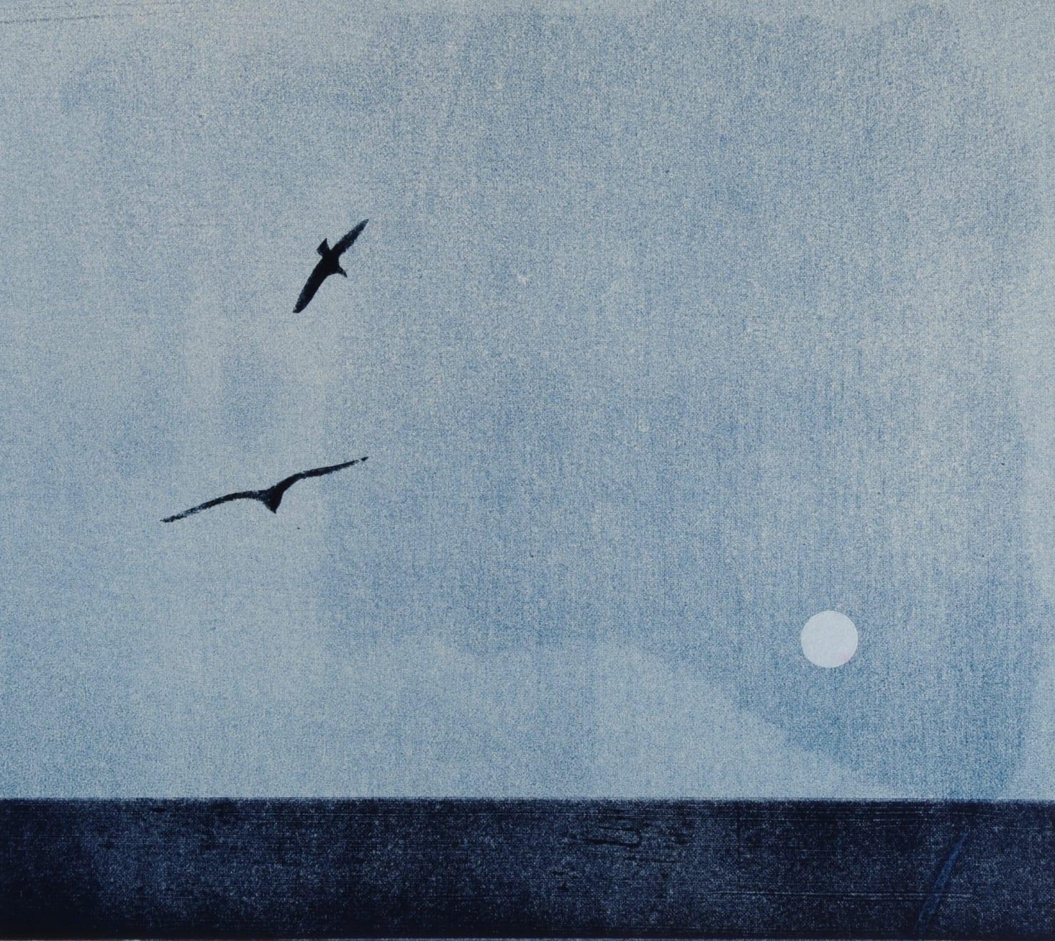 Nigel Swift, Night Birds, 2020
