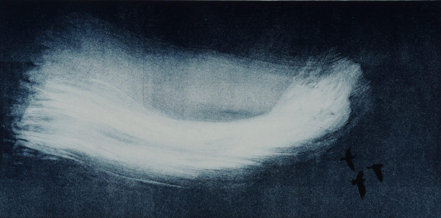 Nigel Swift, Night Cloud, 2020