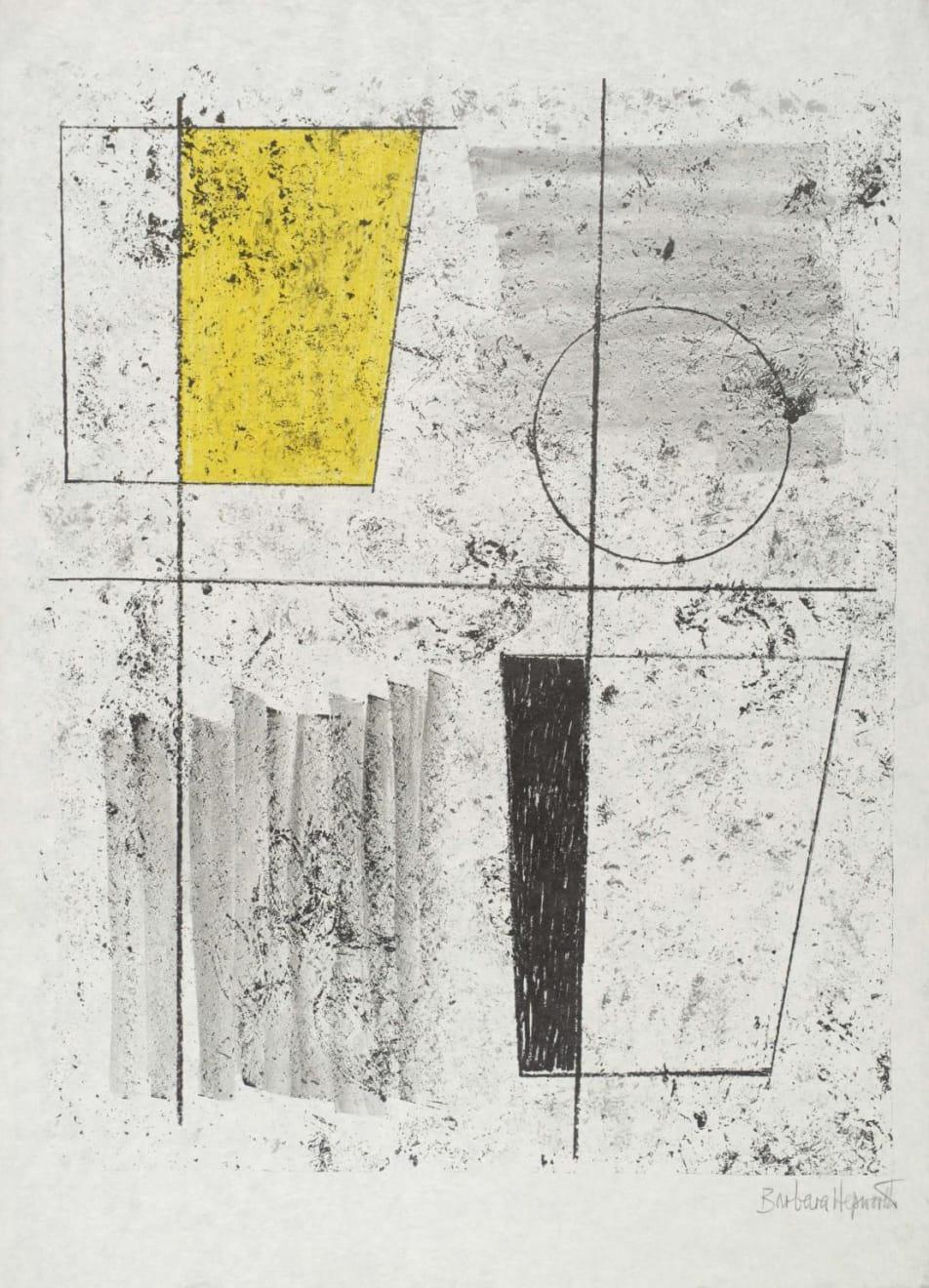 Barbara Hepworth, Three Forms Assembling, 1968-1969
