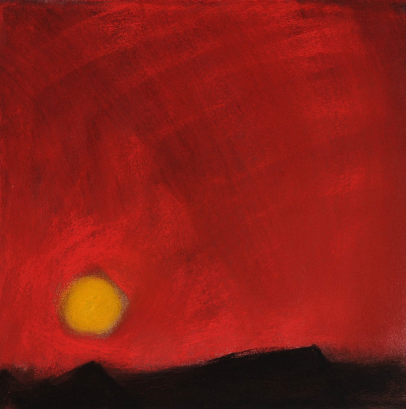 Nigel Swift, Burning Sky, 2019