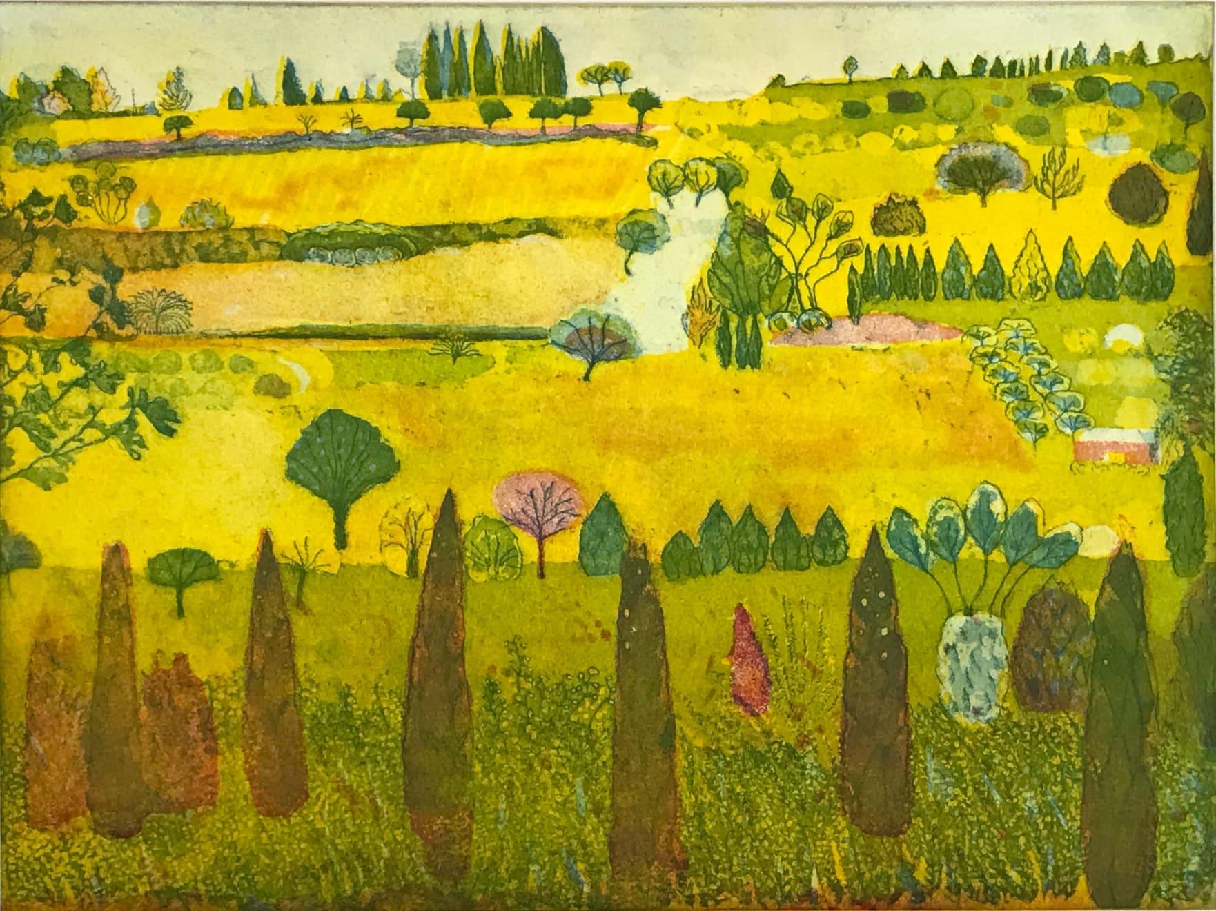 Karen Keogh, The Cypress Grove, 2013