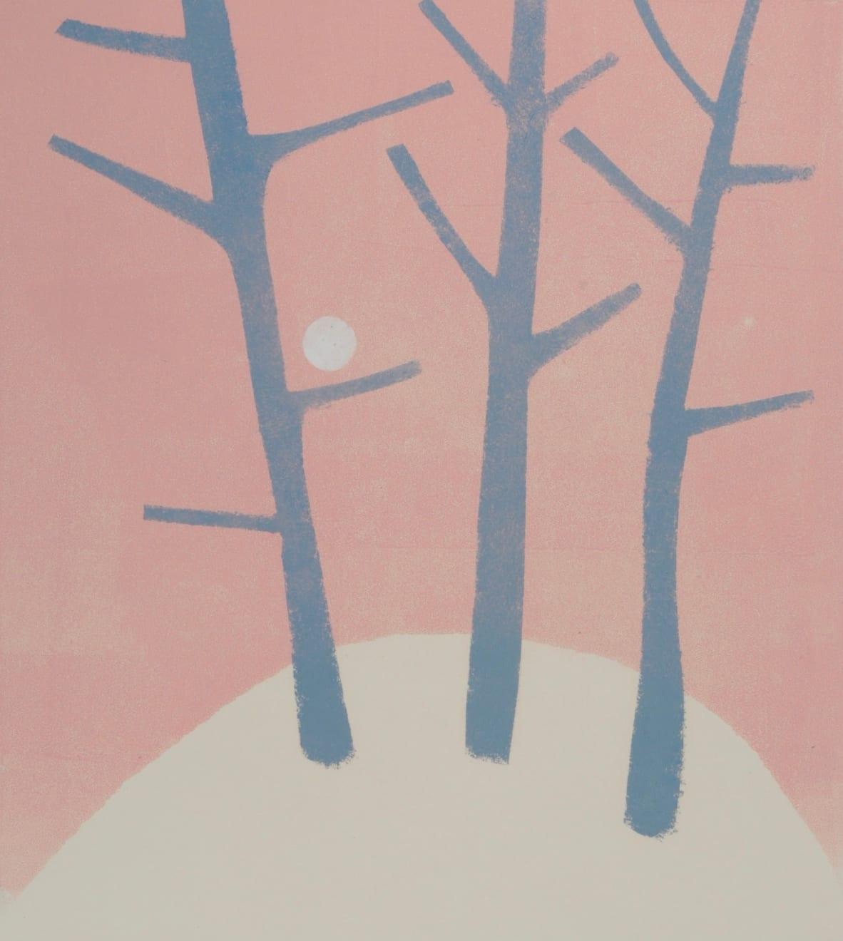 Nigel Swift, First Snow, 2020
