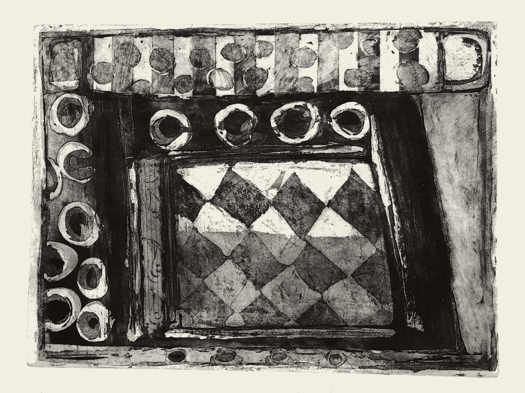 Harvey Daniels, Theatre Tangier, 1966