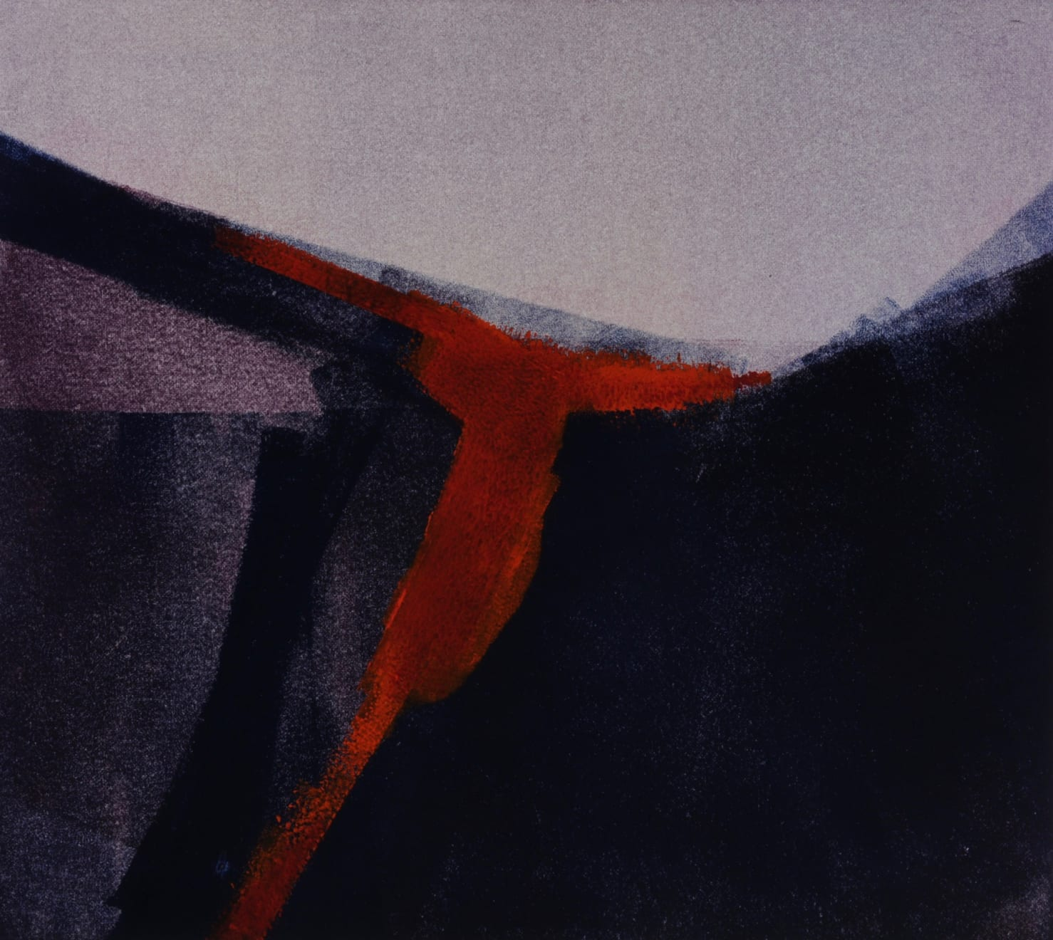 Nigel Swift, Volcano, 2020