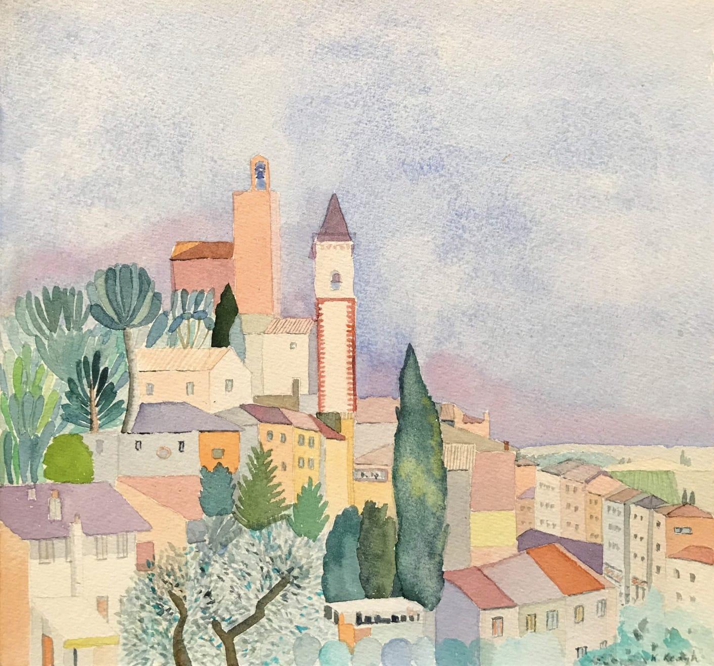 Karen Keogh, San Gimignano, Tuscany