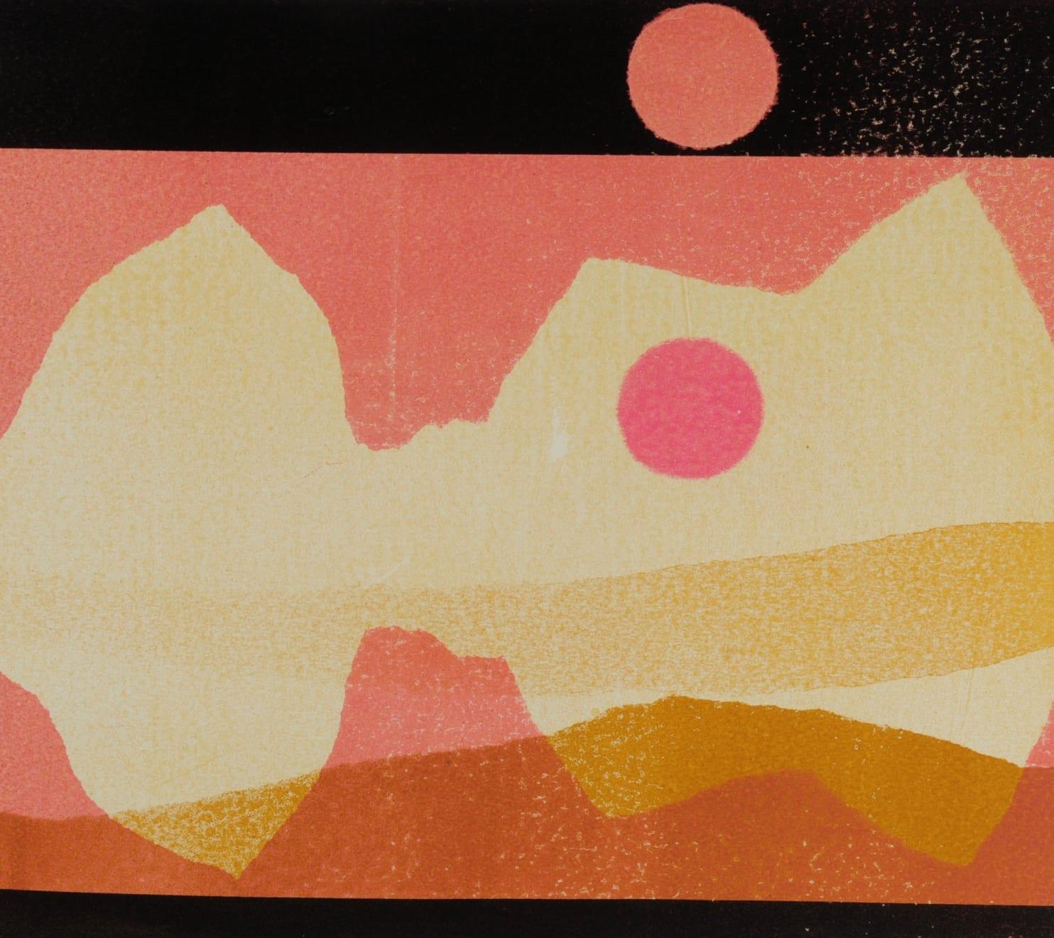 Nigel Swift, Double Moon, 2020