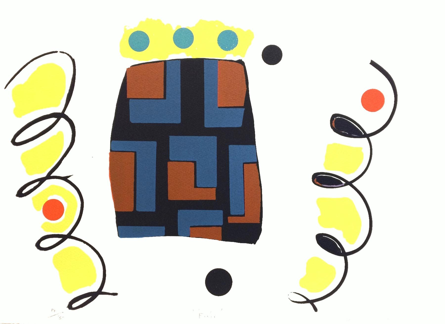 Harvey Daniels, Fakir, 1988