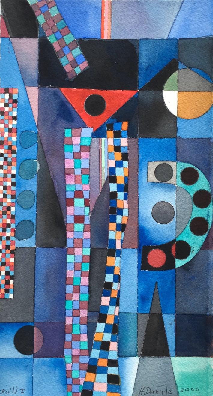 Summer Auction 2020, LOT 44 - Harvey Daniels - 'Build I', 2000