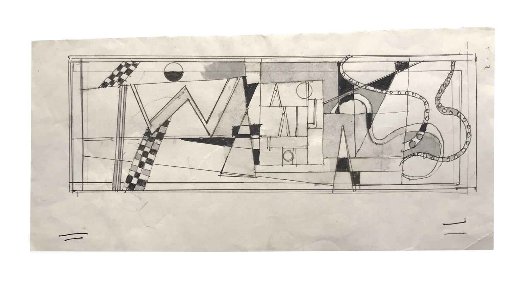 Harvey Daniels, Untitled