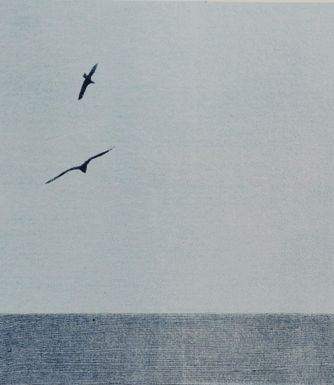 Nigel Swift, Above the Sea, 2020
