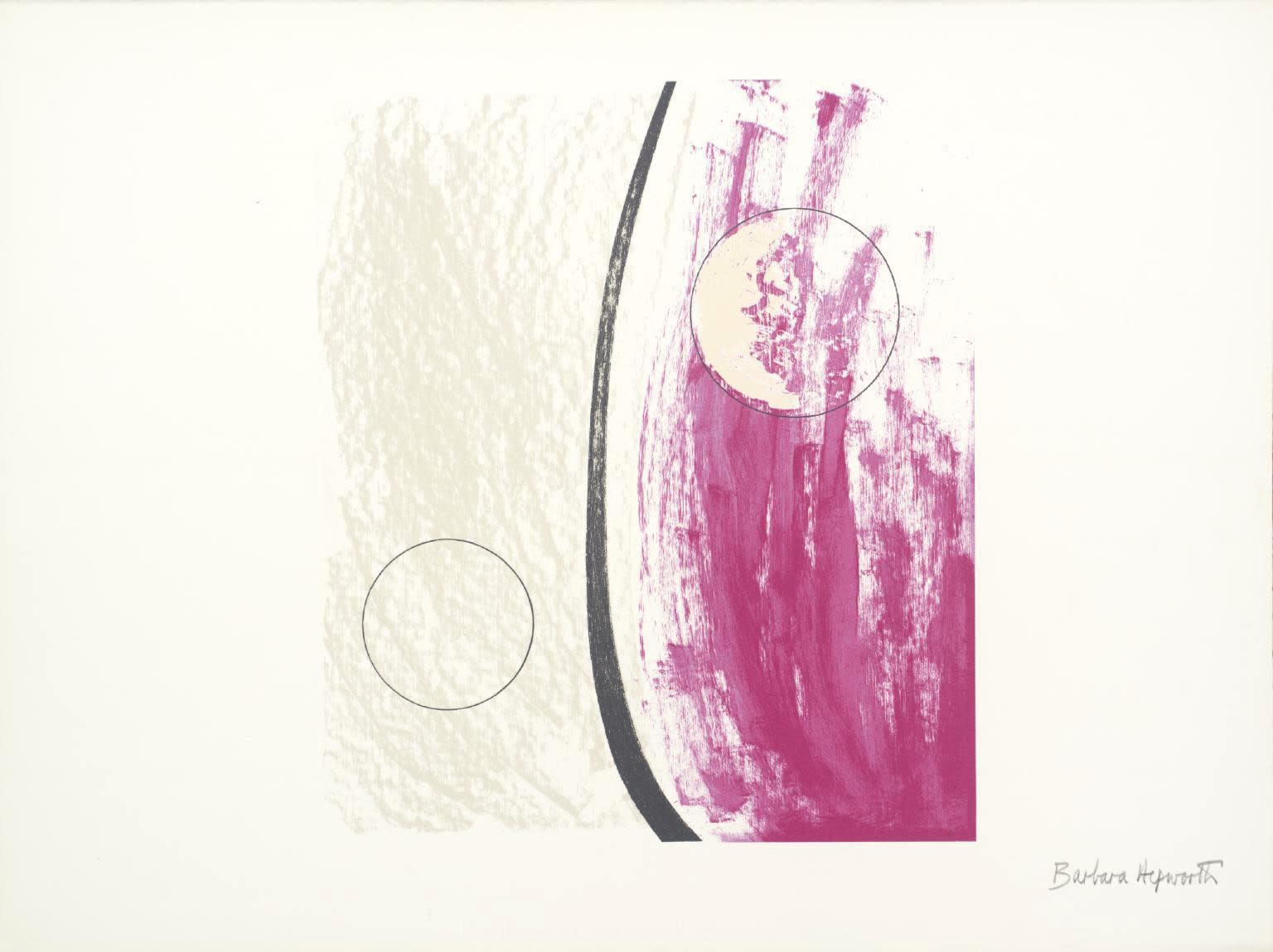 Barbara Hepworth, Orchid, 1970