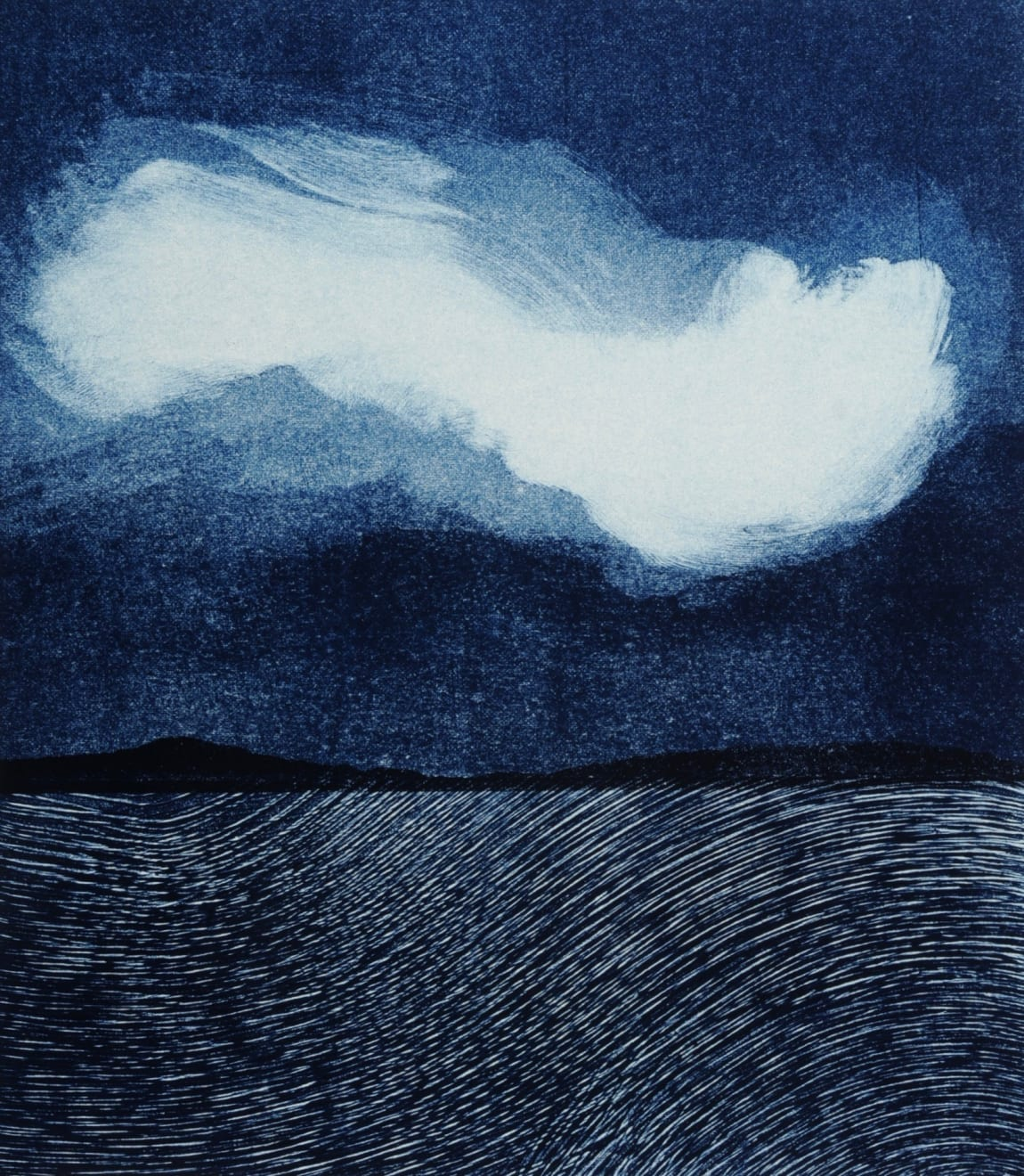 Nigel Swift, Night Sea, 2020