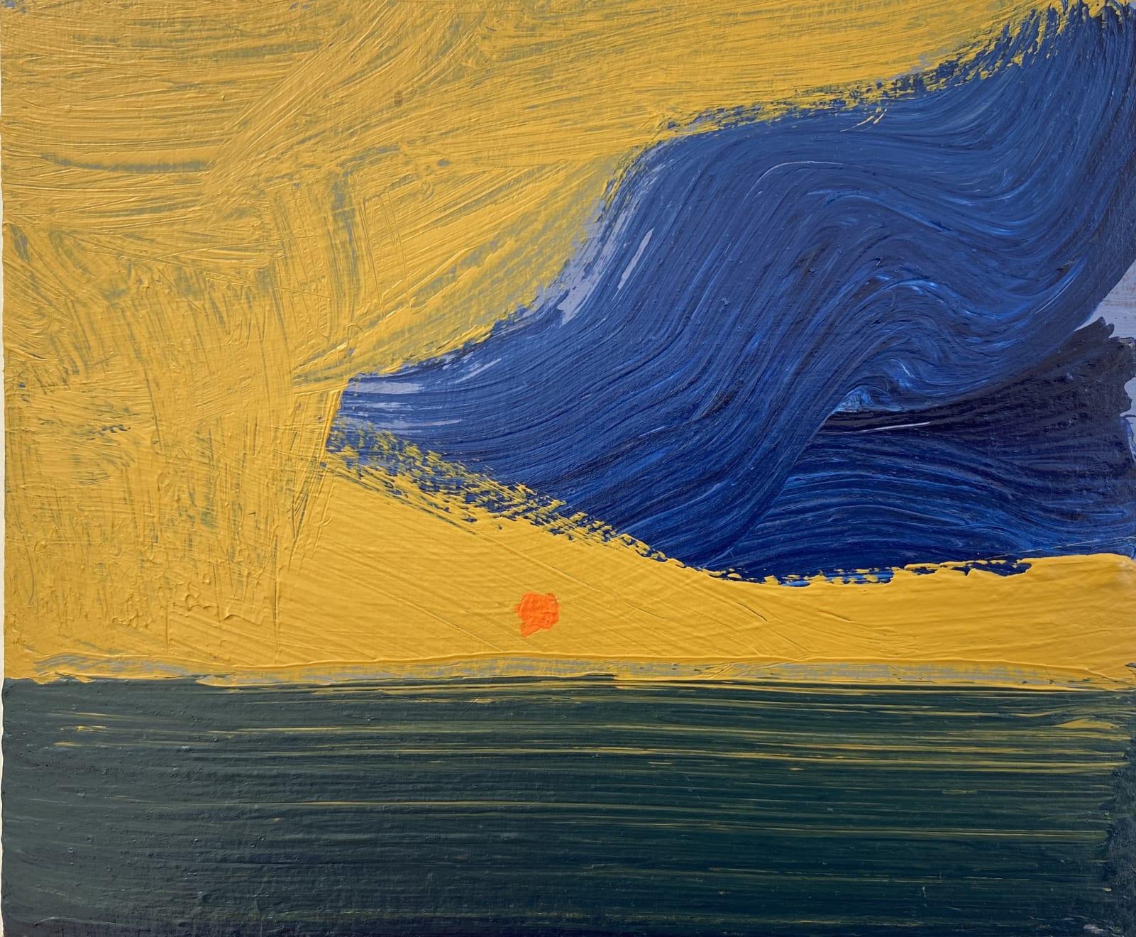 Nigel Swift, Sun and Cloud, 2020