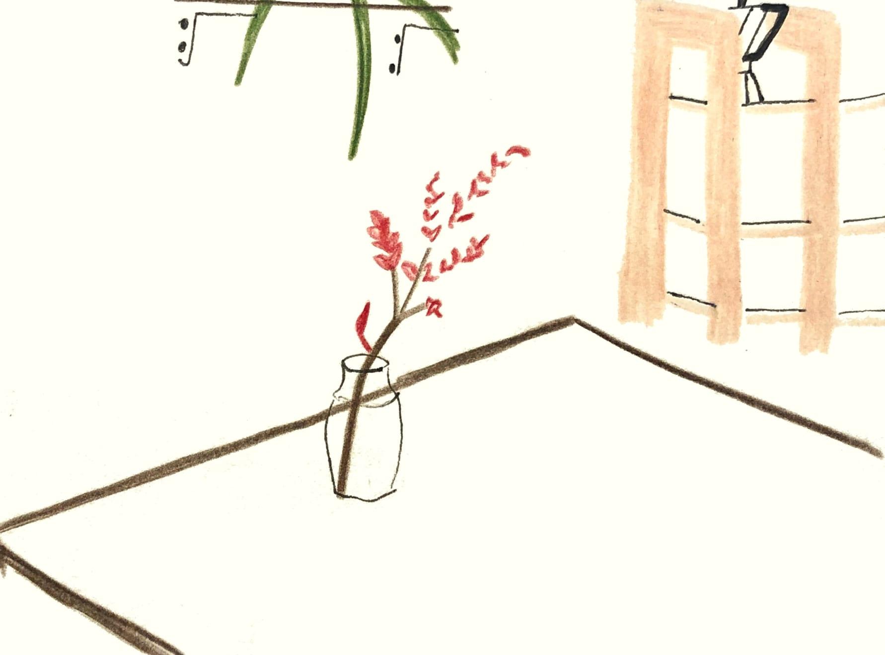Summer Auction 2020, LOT 12 - Chloé Bocquet - 'Série W6 Besucht No.14', 2017