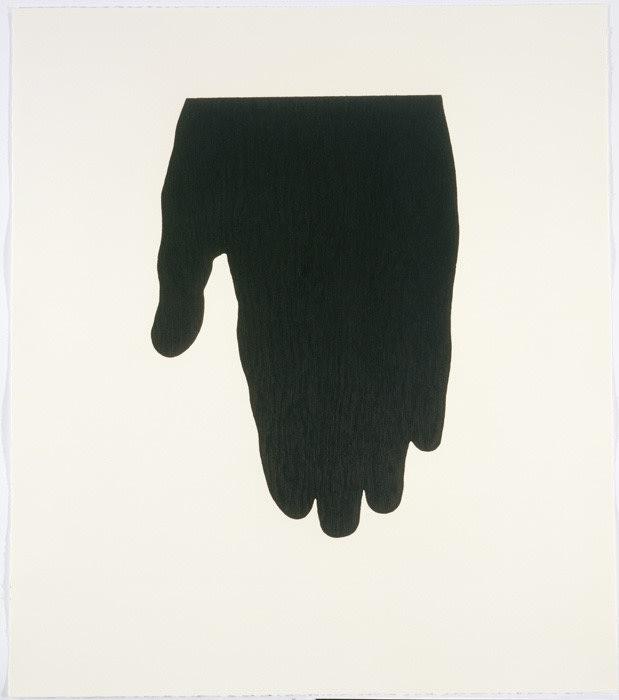 Antony Gormley, Bearing Light XI, 1990